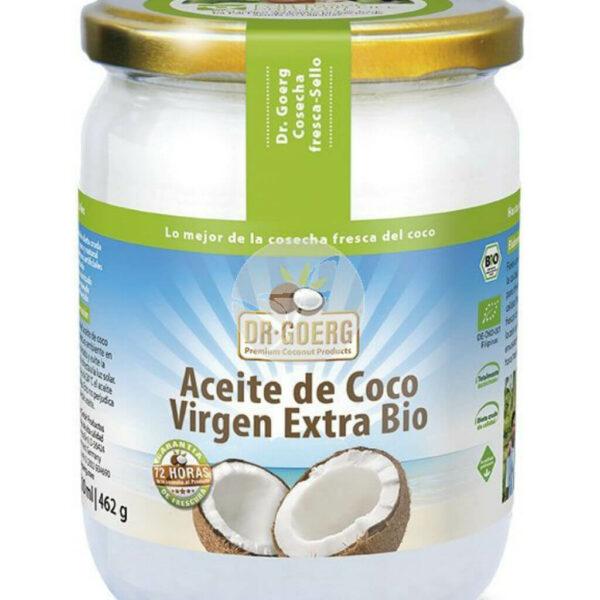 Aceite de coco Dr. Goerg