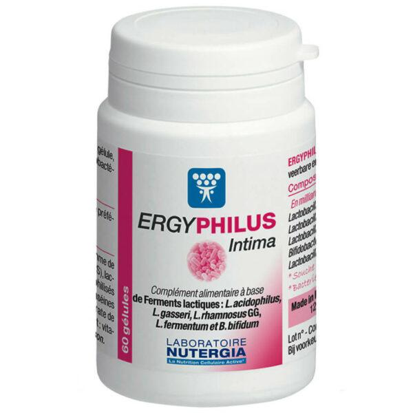 Ergyphilus Intima 60 cap Nutergia - Herbolario Larrea