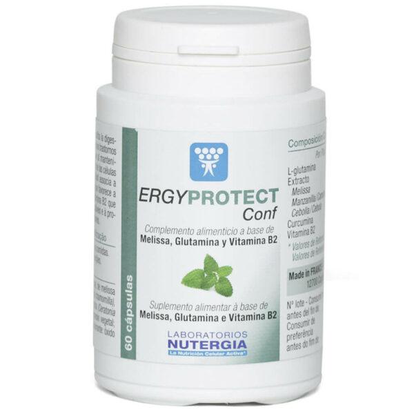 Ergyprotect Confort 60 cap Nutergia - Herbolario Larrea