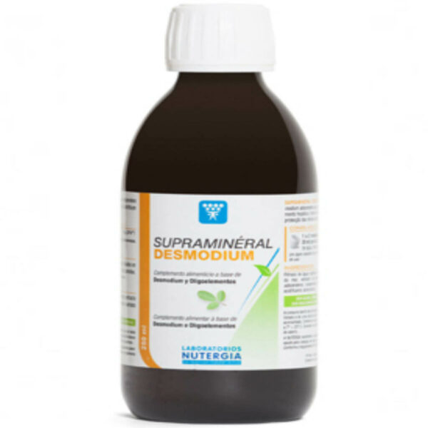 Supramineral Desmodium 250 ml Nutergia - Herbolario Larrea
