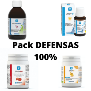 PACK DEFENSAS 100%
